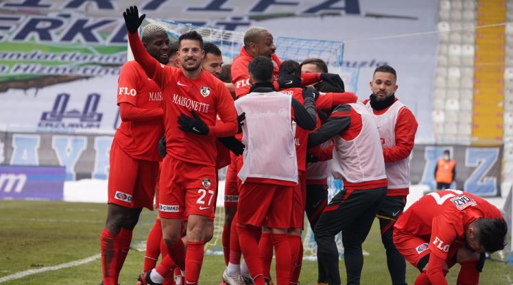BB Erzurumspor - Gaziantep FK