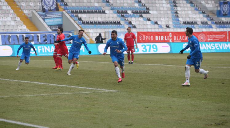 BŞB Erzurumspor - Gaziantep FK