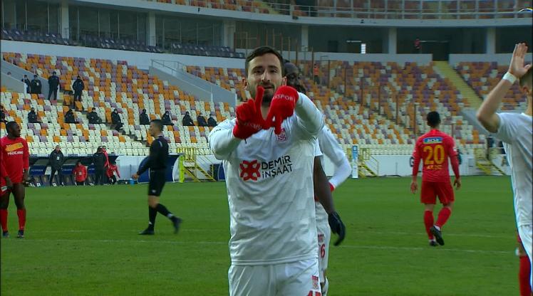 Helenex Yeni Malatyaspor - Demir Grup Sivasspor