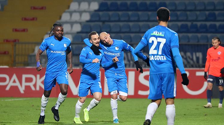 Kasımpaşa - BB Erzurumspor