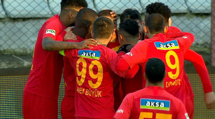 Atakaş Hatayspor - Helenex Yeni Malatyaspor