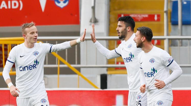 Kasımpaşa - Demir Grup Sivasspor