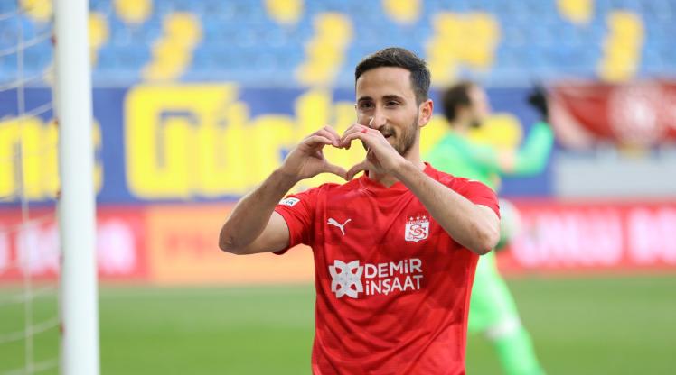 MKE Ankaragücü - Demir Grup Sivasspor