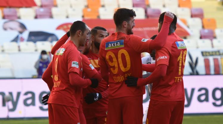 Yeni Malatyaspor - İttifak Holding Konyaspor