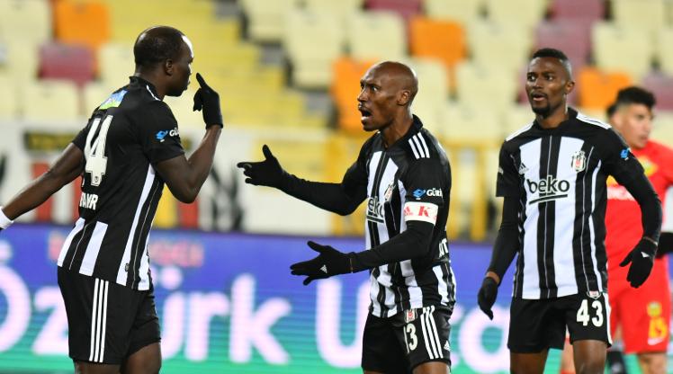 Helenex Yeni Malatyaspor - Beşiktaş