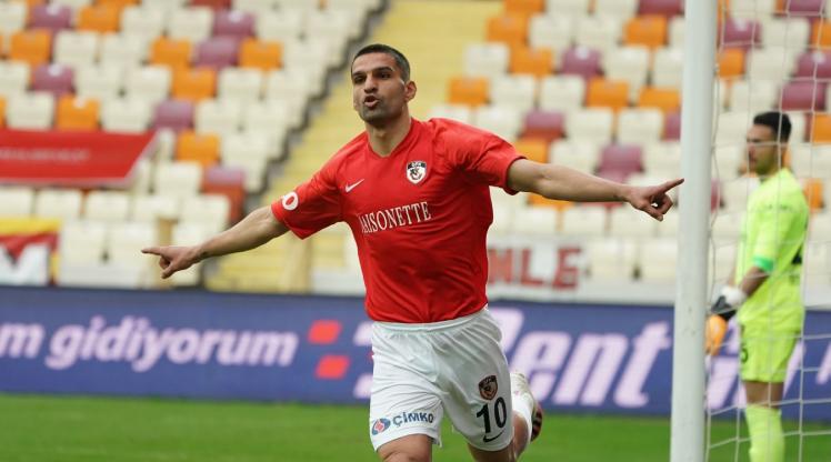 Helenex Yeni Malatyaspor - Gaziantep FK