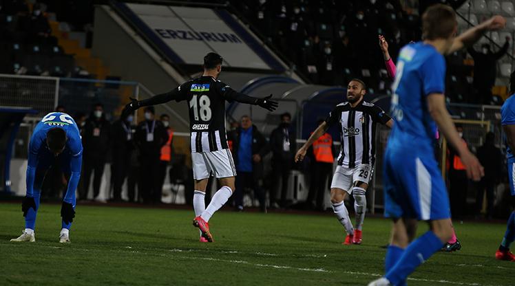 BB Erzurumspor - Beşiktaş