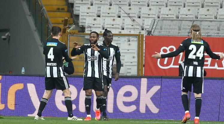 Beşiktaş - Hes Kablo Kayserispor