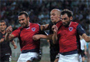 Sivasspor - Mersin İdman Yurdu