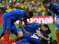 Fransa Romanya maç özeti