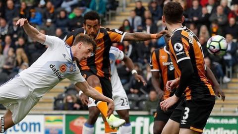 Hull City Sunderland maç özeti