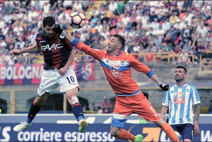 Bologna Pescara maç özeti