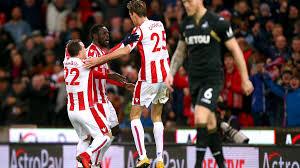 Swansea City Stoke City maç özeti