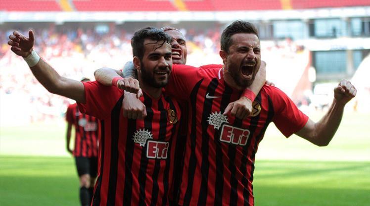 Eskişehirspor Yılport Samsunspor maç özeti
