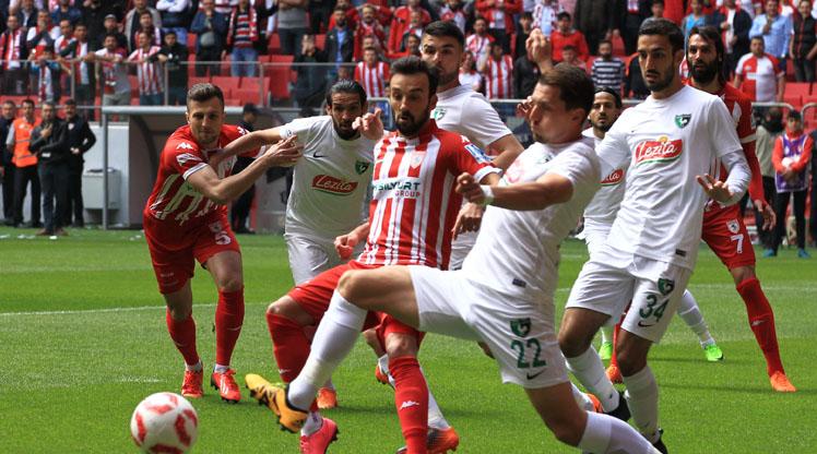 Yılport Samsunspor Yukatel Denizlispor maç özeti