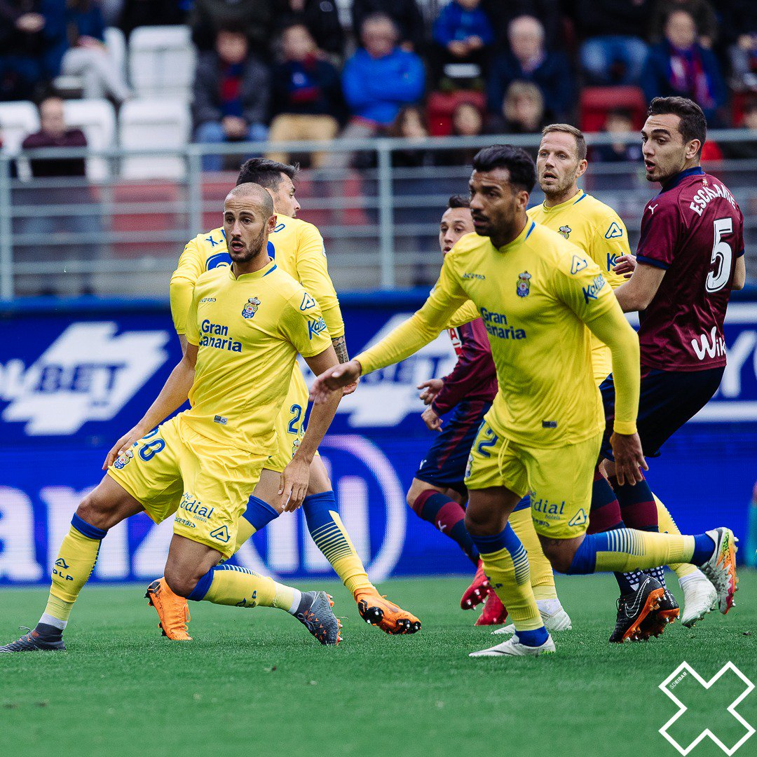 Eibar Las Palmas maç özeti
