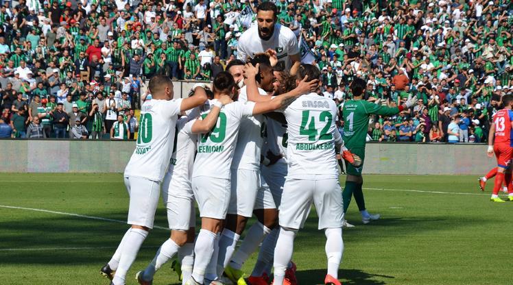 Yukatel Denizlispor Kardemir Karabükspor maç özeti