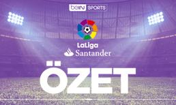 Huesca Leganes maç özeti