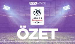 Paris St Germain Lille maç özeti
