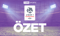 Saint Etienne Montpellier maç özeti