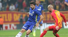 İstikbal Mobilya Kayserispor Fenerbahçe maç özeti