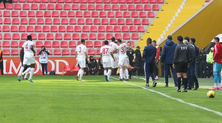 İstikbal Mobilya Kayserispor Demir Grup Sivasspor maç özeti