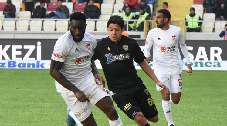 BTC Türk Yeni Malatyaspor Demir Grup Sivasspor maç özeti