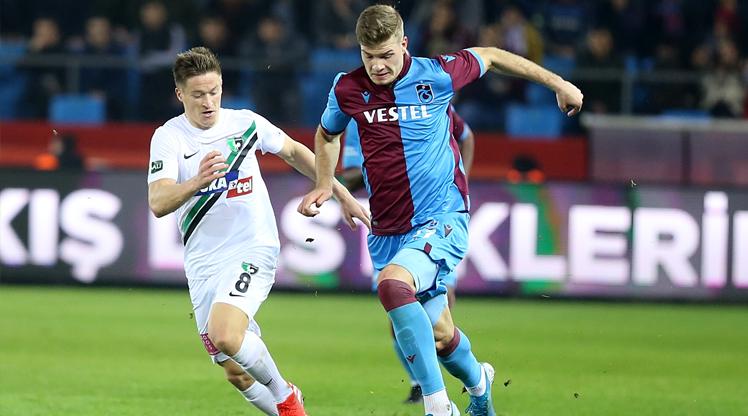 Trabzonspor Yukatel Denizlispor maç özeti