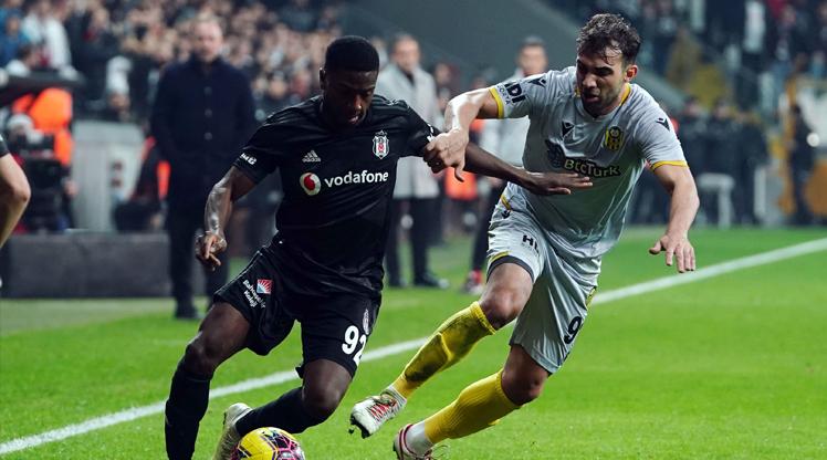 Beşiktaş BTC Türk Yeni Malatyaspor maç özeti