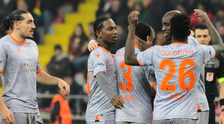 Hes Kablo Kayserispor Medipol Başakşehir maç özeti