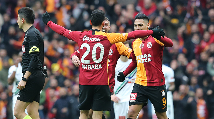 Galatasaray Yukatel Denizlispor maç özeti