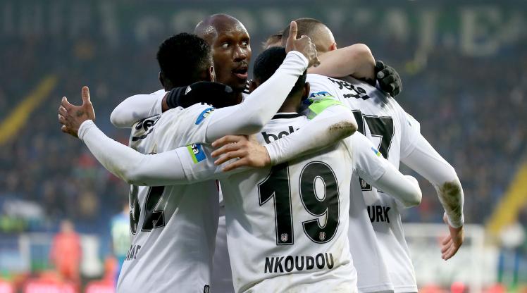 Çaykur Rizespor Beşiktaş maç özeti