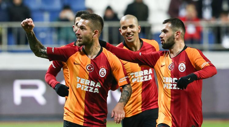 Kasımpaşa Galatasaray maç özeti