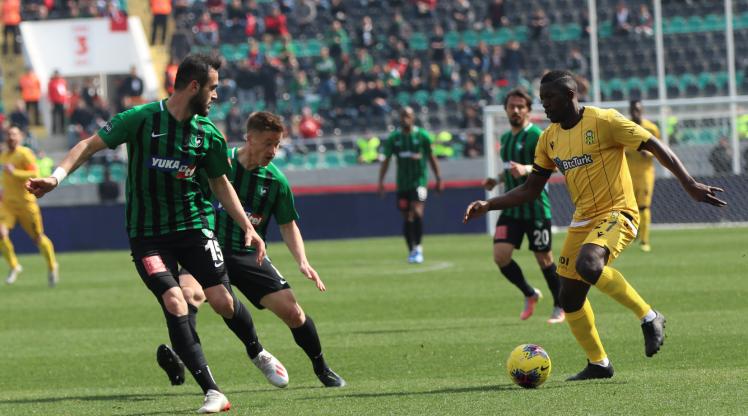 Yukatel Denizlispor BTC Türk Yeni Malatyaspor maç özeti