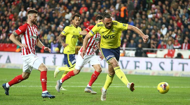 Fraport TAV Antalyaspor Fenerbahçe maç özeti