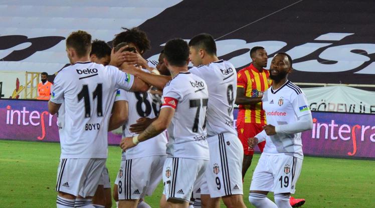 Yeni Malatyaspor Beşiktaş maç özeti