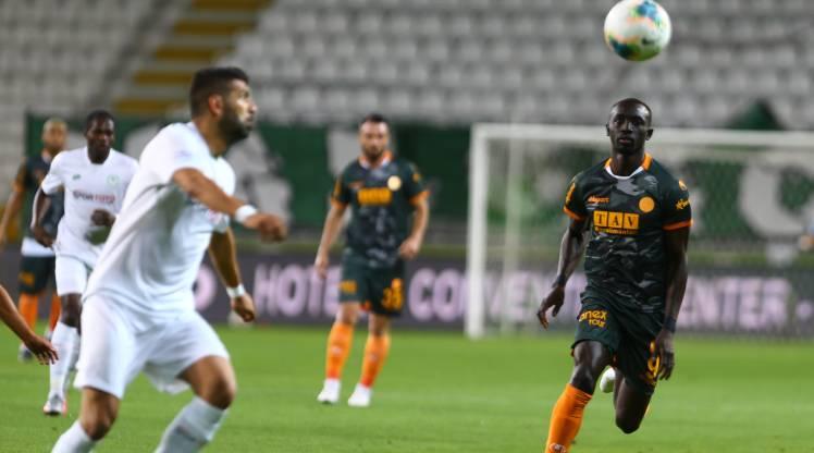 İttifak Holding Konyaspor Aytemiz Alanyaspor maç özeti
