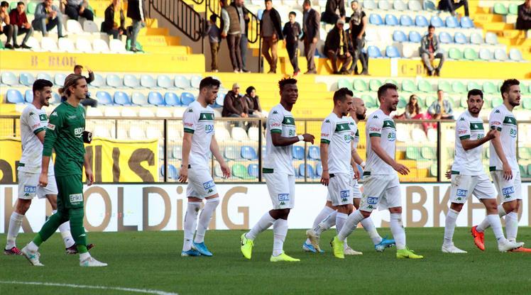 İstanbulspor Bursaspor maç özeti