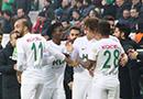 Bursaspor Giresunspor maç özeti