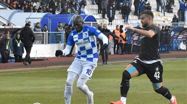 BŞB Erzurumspor Altay maç özeti