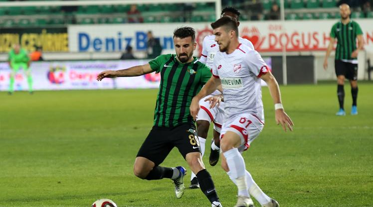 Akhisarspor Boluspor maç özeti