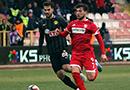 Boluspor Eskişehirspor maç özeti