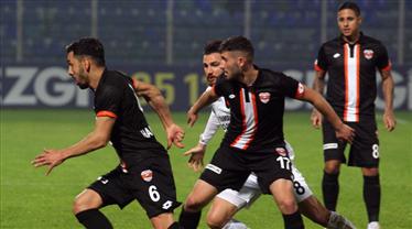Adanaspor Fatih Karagümrük maç özeti
