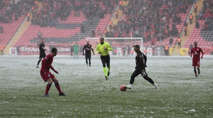 Eskişehirspor Altınordu maç özeti