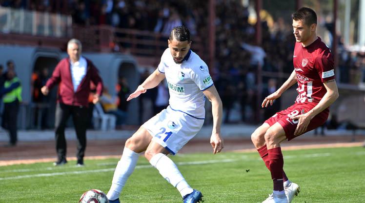 Hatayspor BŞB Erzurumspor maç özeti