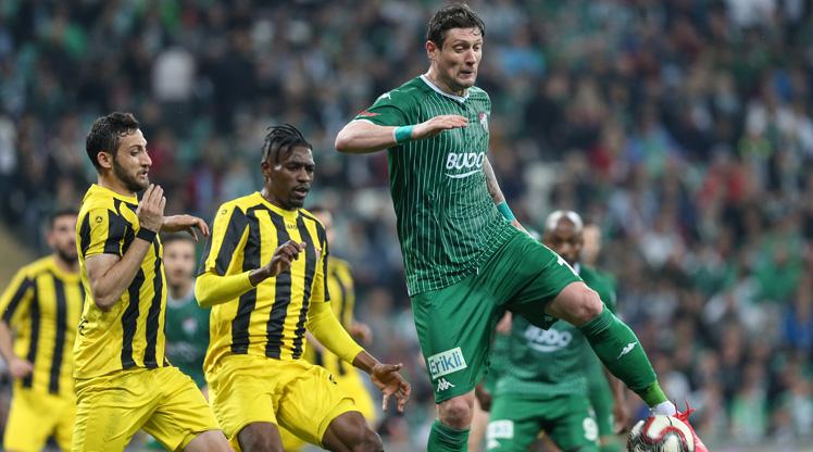 Bursaspor İstanbulspor maç özeti