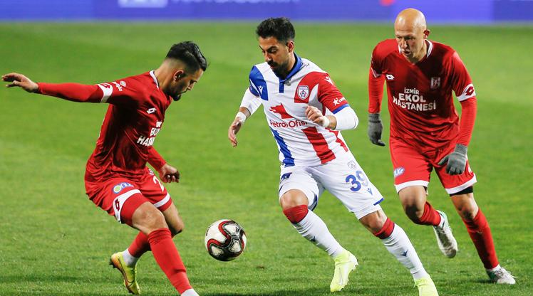 Altınordu Ekol Hastanesi Balıkesirspor maç özeti