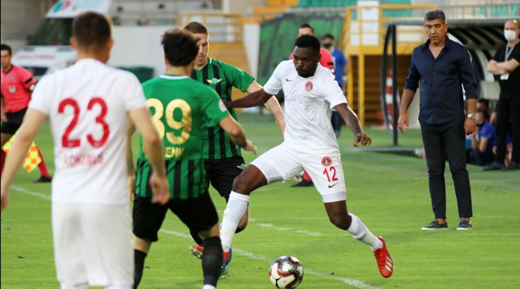 Akhisarspor Cesar Grup Ümraniyespor maç özeti