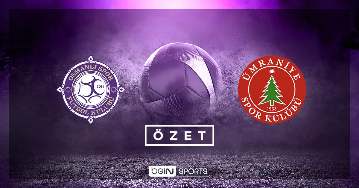Ankaraspor Ümraniyespor maç özeti