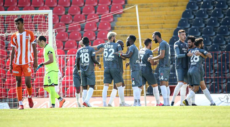 Fatih Karagümrük Adanaspor maç özeti